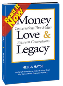 Buy Money Love and Legacy